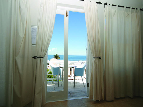 Camps Bay Resort - private balcony
